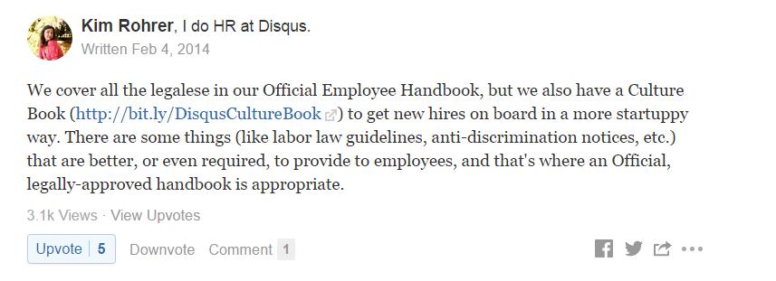 5 Examples of the Best Employee Handbooks