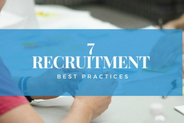 recruitment best practices tips