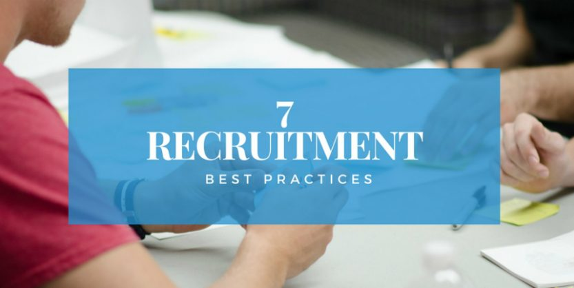recruitment best practices tips