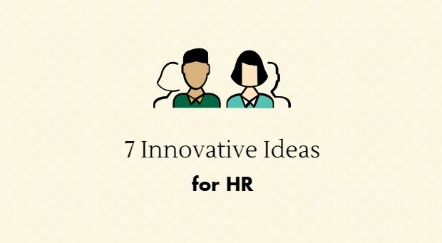 innovative ideas HR