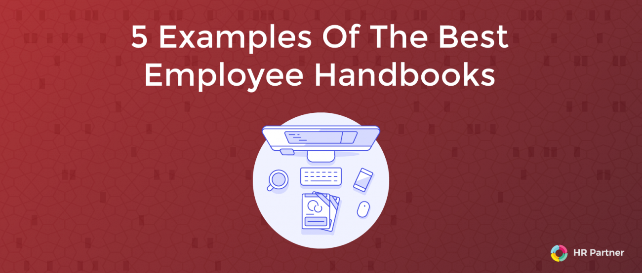 5 examples of the best employee handbooks